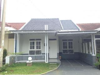 Rp.45 Jt /1Thn Disewakan Rumah Rapih Siap Huni Di Udayana Sentul City (code : 421)