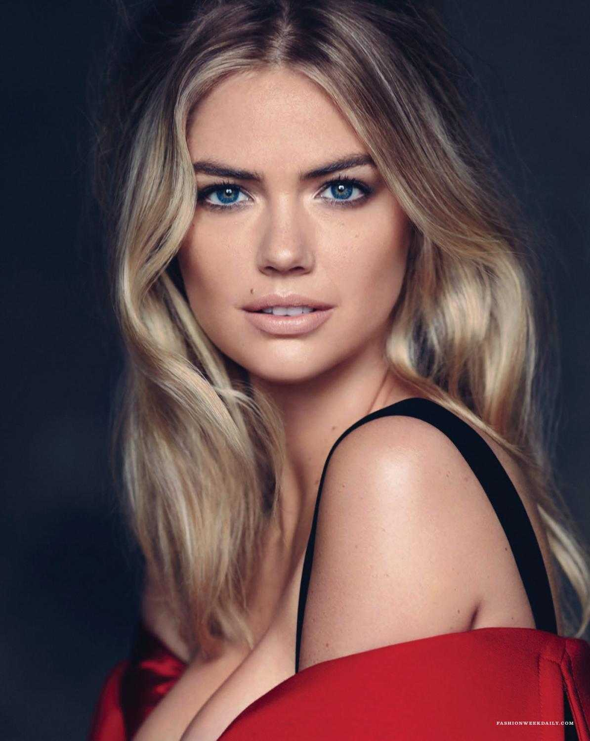 Kate Upton – The Daily Front Row Summer Issue Photoshoot 2017