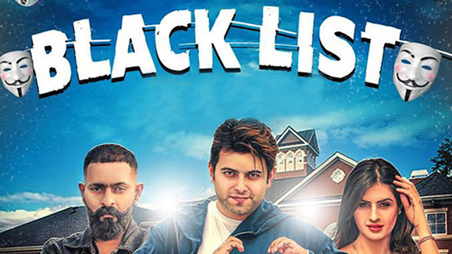 Blacklist Lyrics | Anurag Ft Whistle Punjabi Song 2017