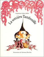 La sorcière Tambouille - Ecole des Loisirs