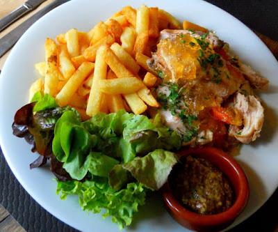 kasteelmeulen cassel, eten in frans-vlaanderen