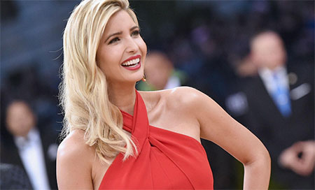 I am trying to stay away from Politics : Ivanka Trump