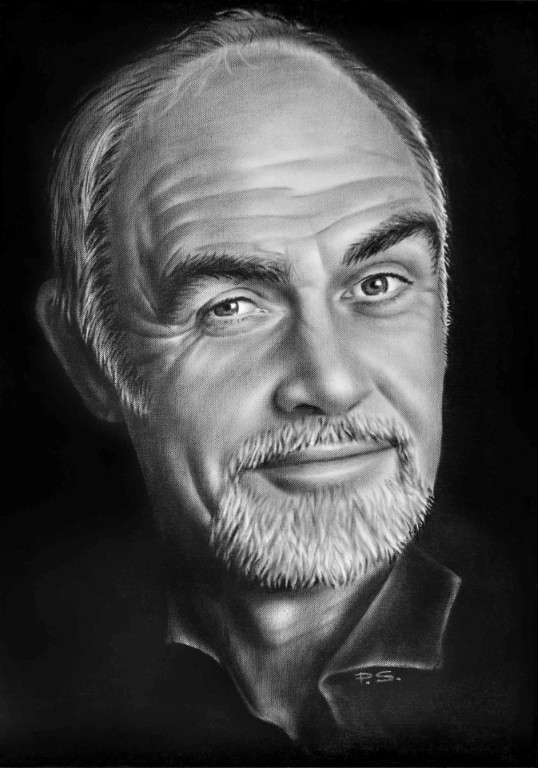 17-Sean-Connery-Stefan-Pabst-3D-Optical-Illusions-Drawings-and-Paintings-www-designstack-co