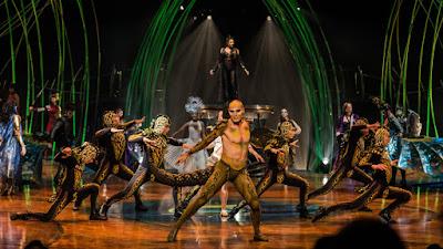 Review: Cirque du Soleil presents Amaluna - Royal Albert Hall ✭✭✭✭