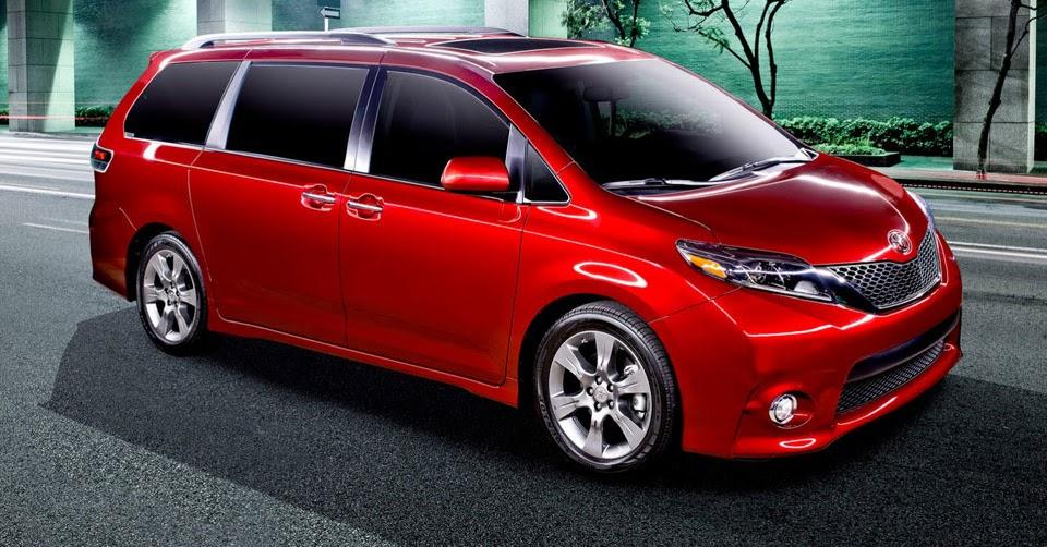 Toyota Recalls Over 700 000 Siennas As Doors May Open When