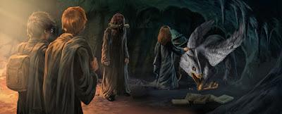 Felpato nella caverna (Momento 1, vista 2)