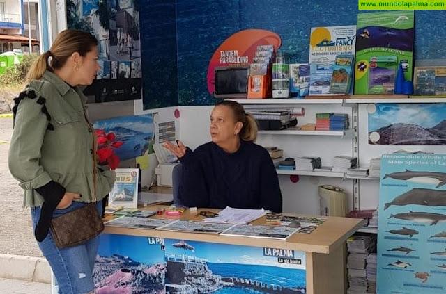 Los Llanos de Aridane cerró 2019 con 33.126 visitas a las oficinas de turismo del municipio