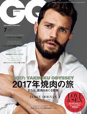 GQ JAPAN 2017-07月号 raw zip dl
