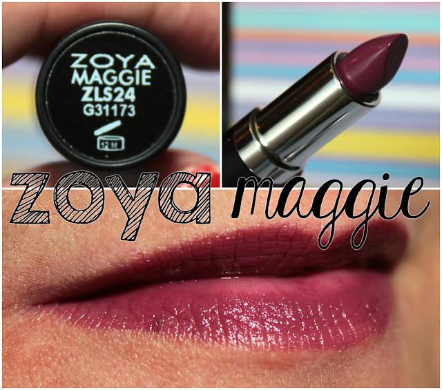 Zoya fall lipsticks for 2017! - Maggie