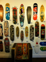 Duff Clothing Skateboard Deck Art Show Kustom Thrills