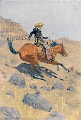remington american west