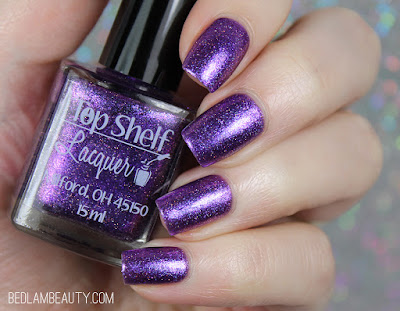 Top Shelf Lacquer Call Me Old Fashioned | Bright Shimmers Collection