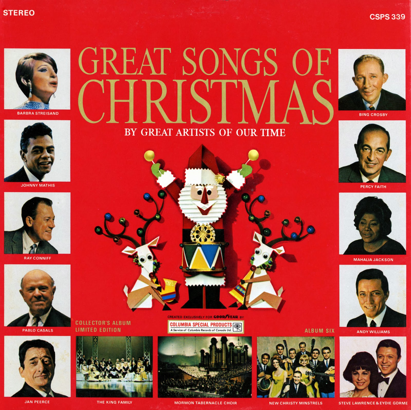 History S Dumpster The Great Songs Of Christmas The