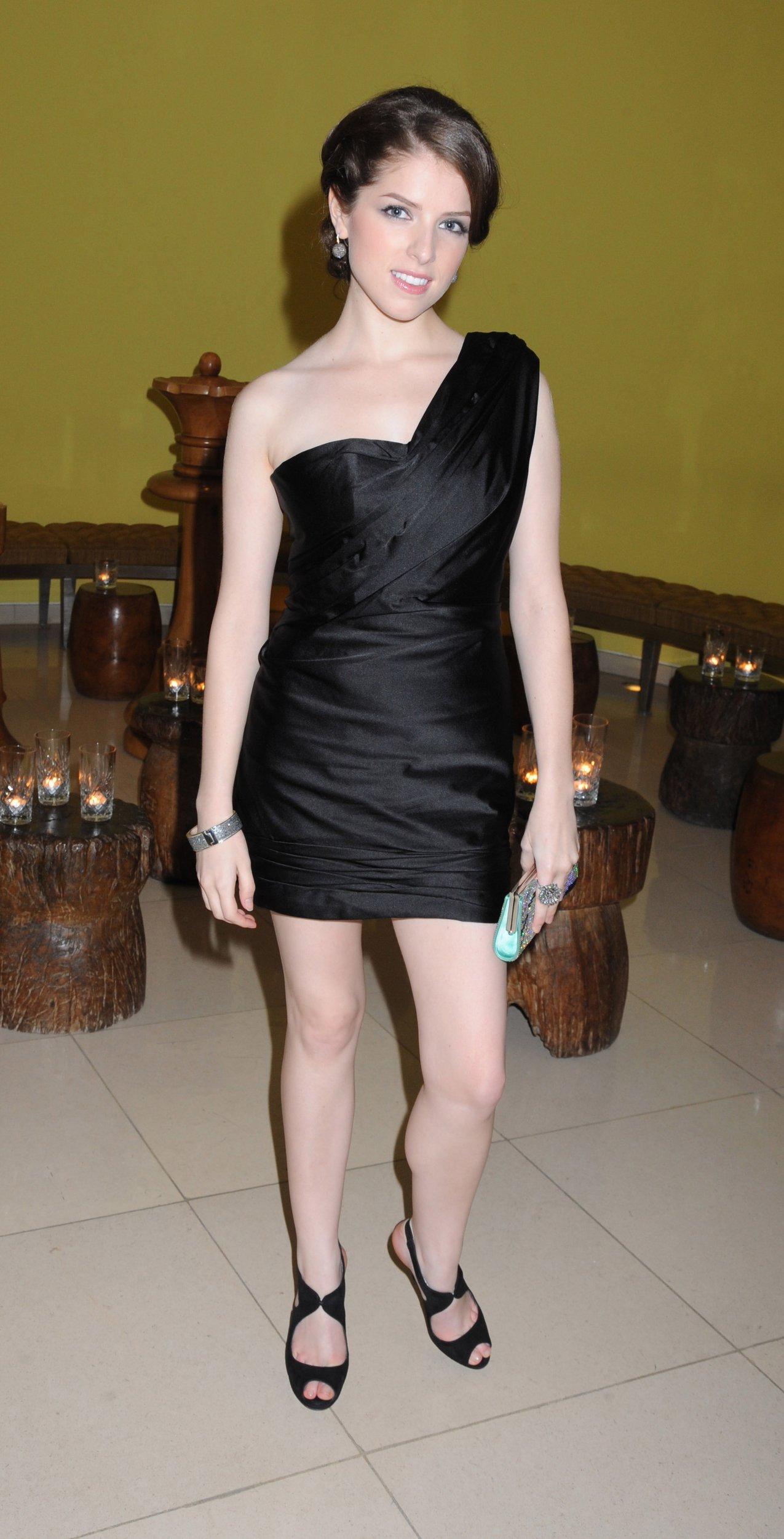 Nude Anna Kendrick