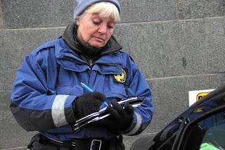 Pungsparks johan forbryllar polisen