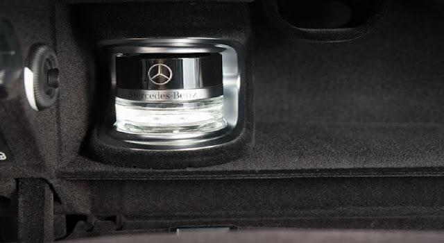 Mercedes S450 L Luxury 2018 trang bị Hệ thống tạo hương thơm thông minh