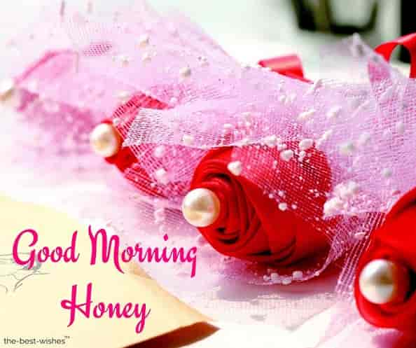 good morning honey photos
