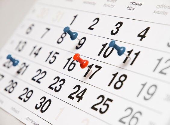 a8f726d15 Segundo o Ministério do Planejamento, Desenvolvimento e Gestão, as datas  deverão ser observadas pelos órgãos e entidades da Administração Pública  Federal ...