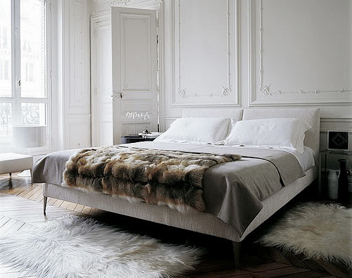 In The Meantime I Ve Had A Few Questions About Upholstered Box Spring But Since You Seen Ours Way Too Many Times Here Is An Inspiration Photo