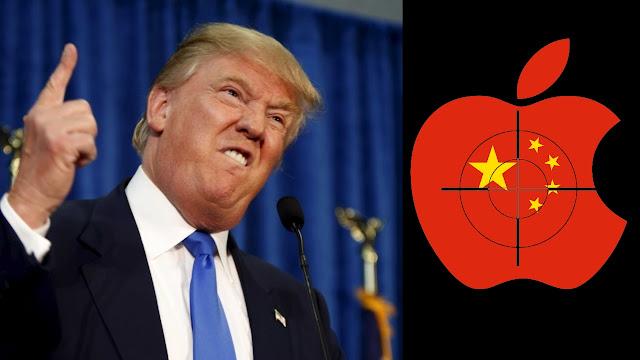 Apple deve fazer telefones nos EUA e não na China - MichellHilton.com