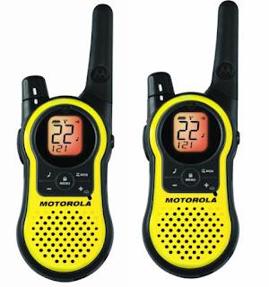 Motorola Talkabout MH230R Two Way Radio