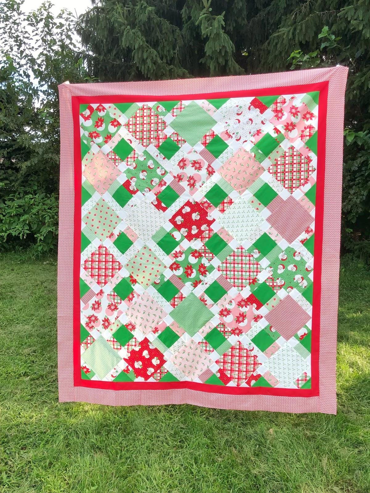 Free Quilt Pattern Fanlight Quilt