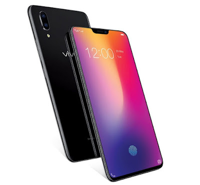 Vivo X21 with in-display fingerprint scanner launched in India for Rs. 35990