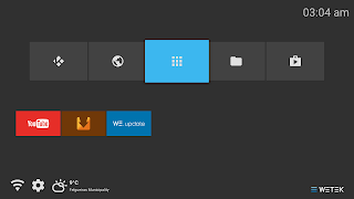 Análise WeTek Core Android Box 32