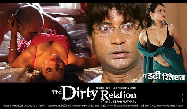 The Dirty Relation (2013) Hindi DVDRip Downoad (Adult)