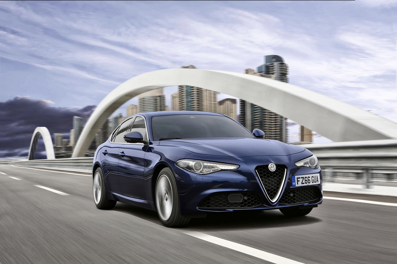 alfa romeo details giulia s uk range priced from 29 180 carscoops. Black Bedroom Furniture Sets. Home Design Ideas
