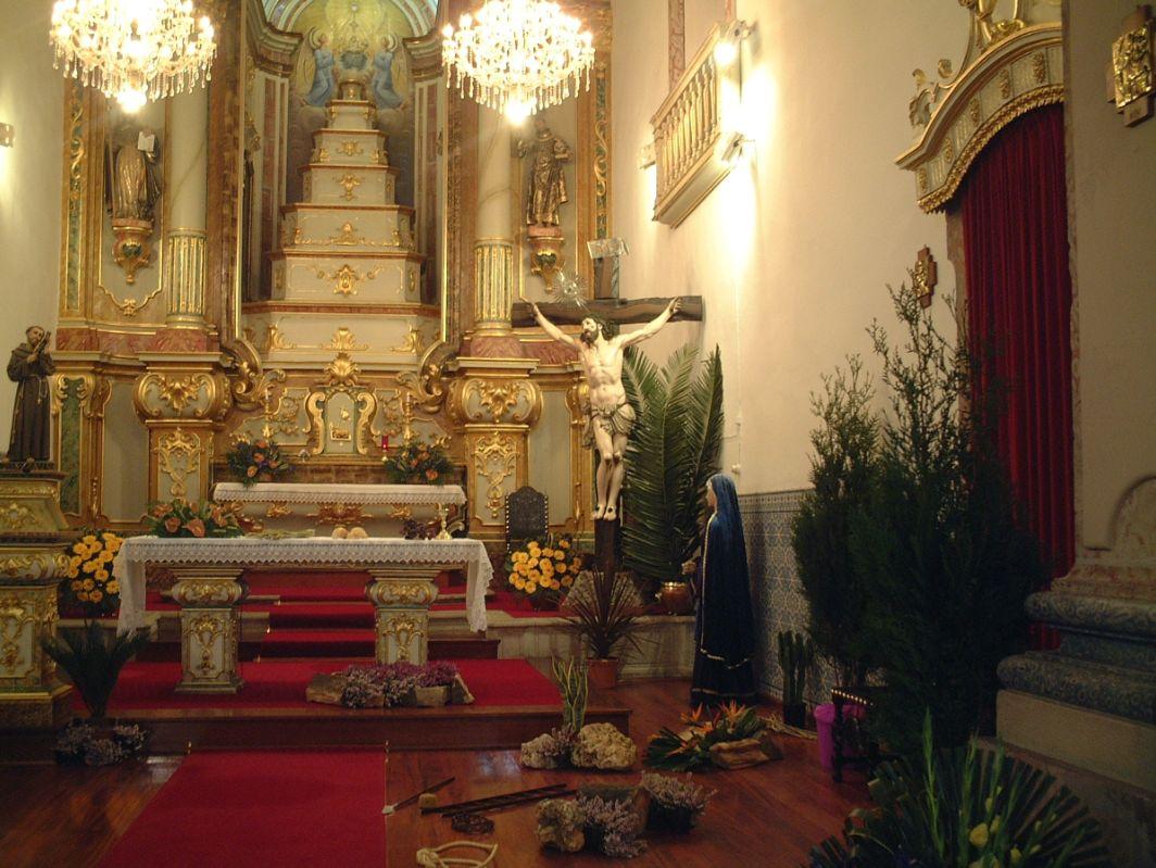 Viana do Castelo  Interiores de Monumentos Religiosos  Olhar Viana