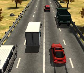 تحميل لعبة السيارات Traffic Racer للاندرويد