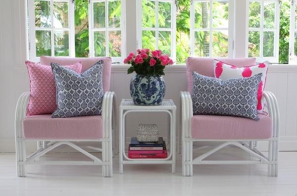 beautiful interiors and 18th century style verandah house interiors judy elliott. Black Bedroom Furniture Sets. Home Design Ideas