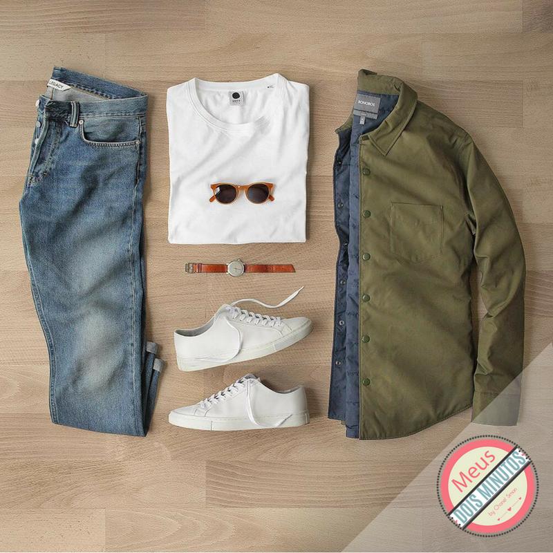 moda para homens - fashion men