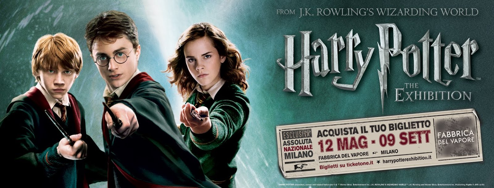 I 20 anni di Harry Potter