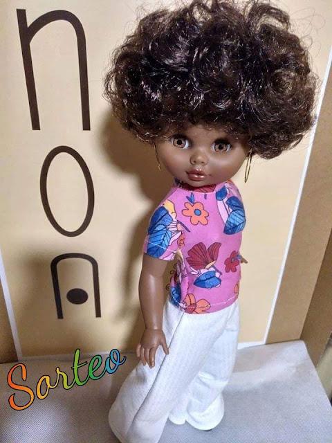 muñeca Noadolls