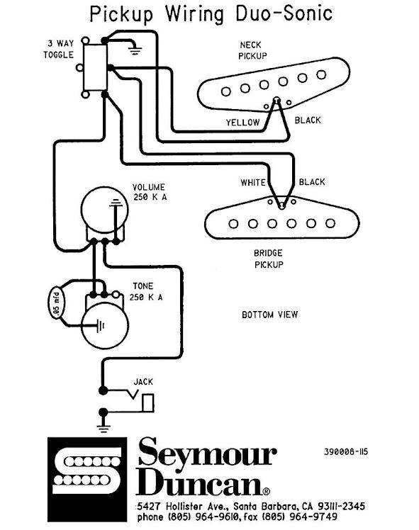 Mustang P90 guitar build