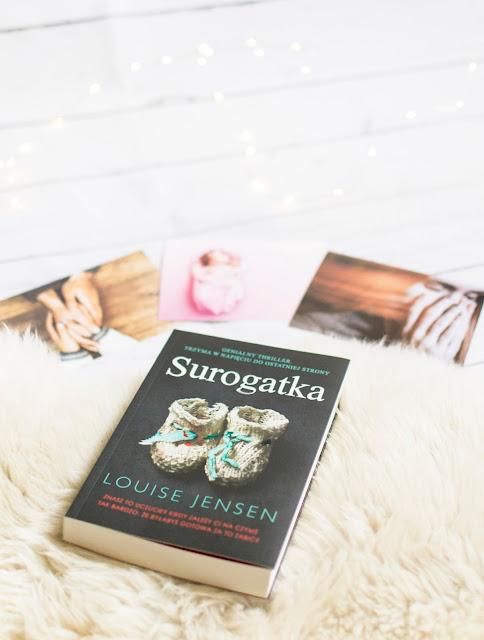 "Louise Jensen ""Surogatka"""