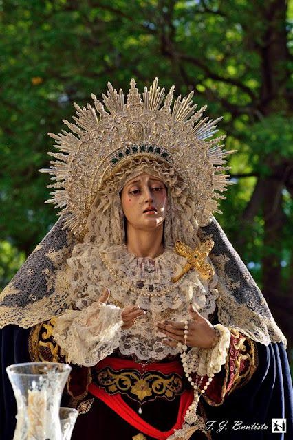 Virgen del Consuelo y Desamparo 1