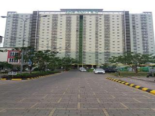 Memperhatiakan Apartemen The Suites @Metro Soekarno Hatta di Bandung
