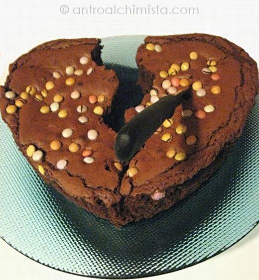 Torta Classica al Cioccolato di Erminia