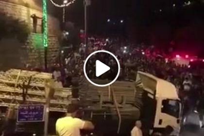 Allahu Akbar... Video Takbir Menggema di Al-Aqsha Atas Kekalahan Israel, Dibukannya Pintu-pintu Besi dan Dilepasnya CCTV Pengintai Zionis