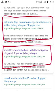 Tips ganti template blogger biar visitor tetap stabil