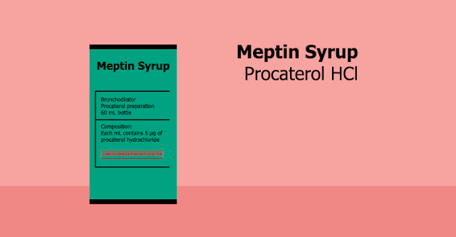 Meptin Syrup : Procaterol HCl
