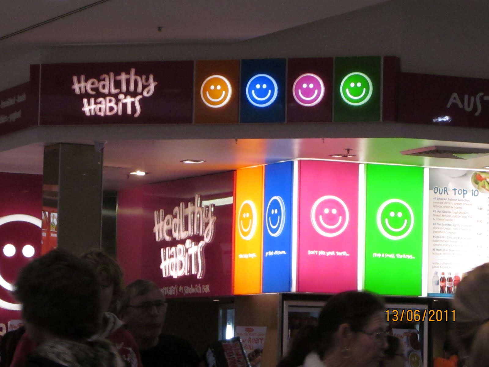 Australian Entrepreneurs: Business Idea: Healthy Fast Food