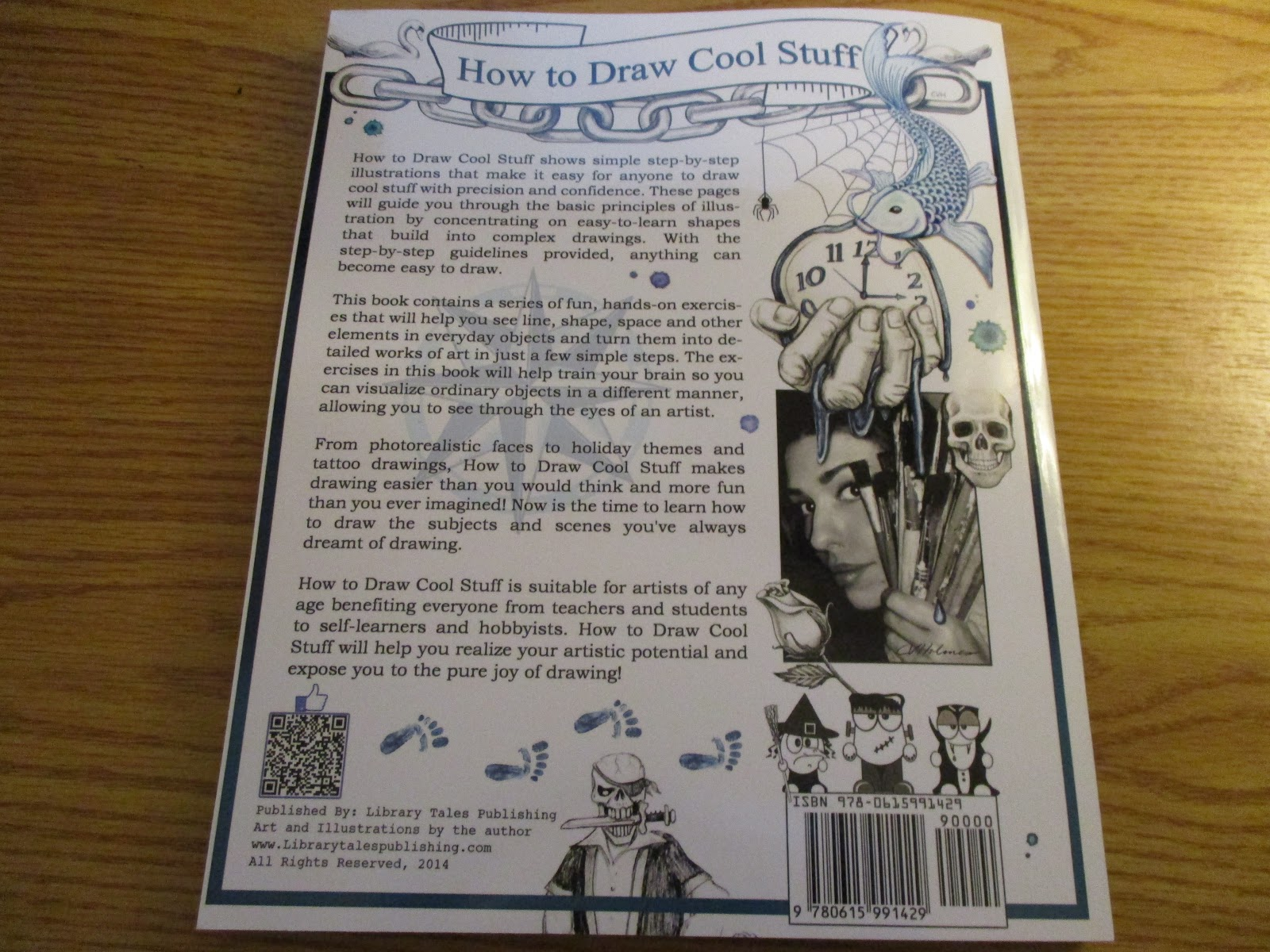 Missys Product Reviews : How to Draw Cool Stuff a Drawing Guide for