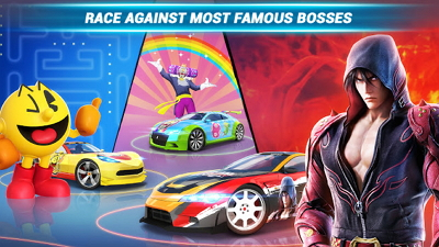 Download Game Ridge Racer Draw And Drift APK MOD
