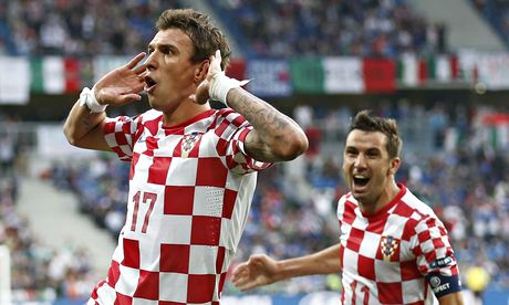 #SundulDunia : 6 Pemain Andalan Timnas Kroasia Di Piala Dunia 2018