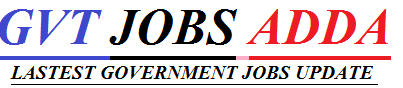 Latest Government Jobs 2018-19