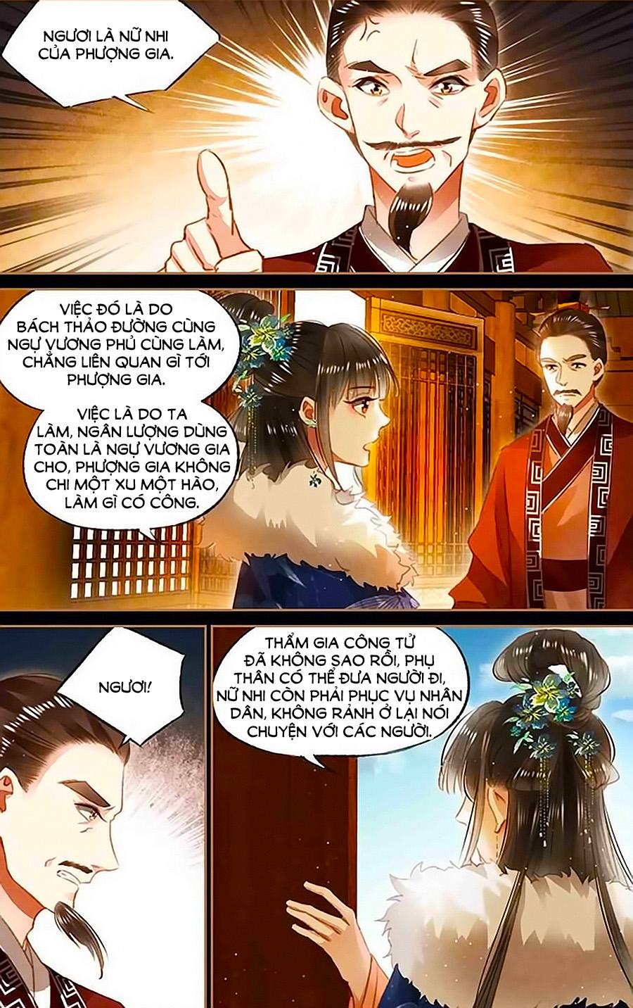 Thần Y Đích Nữ chap 103 - Trang 3